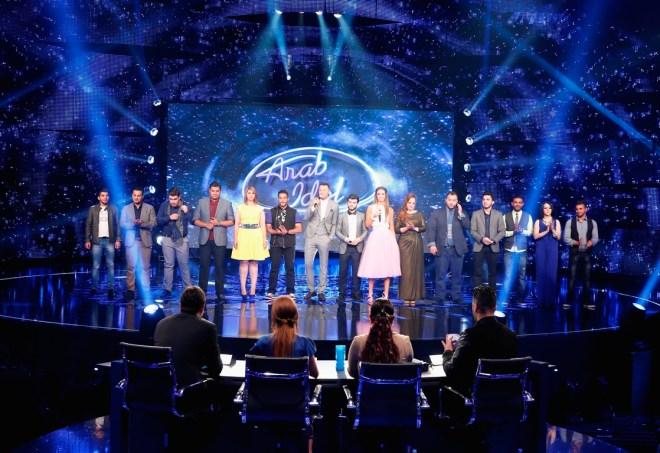 MBC1 & MBC MASR Arab Idol S3 - Live Round - The 13 Finalists