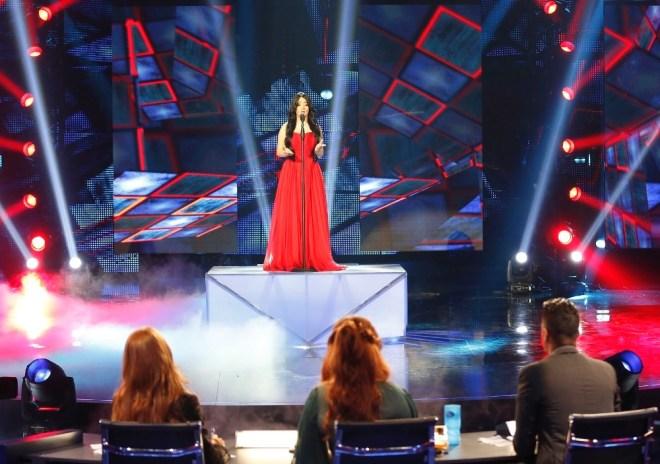 MBC1 & MBC MASR Arab Idol S3 - Live Round -  Manal Moussa (2)
