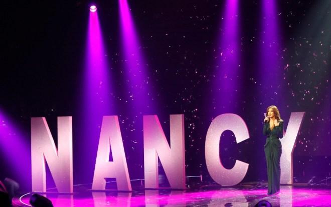 MBC1 & MBC MASR Arab Idol S3 - Live Round -  Results episode - Nancy Ajram (2)