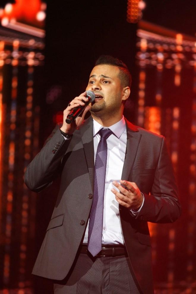 MBC1 & MBC MASR Arab Idol S3 - Live Round -  Walid Al Gilani (2)