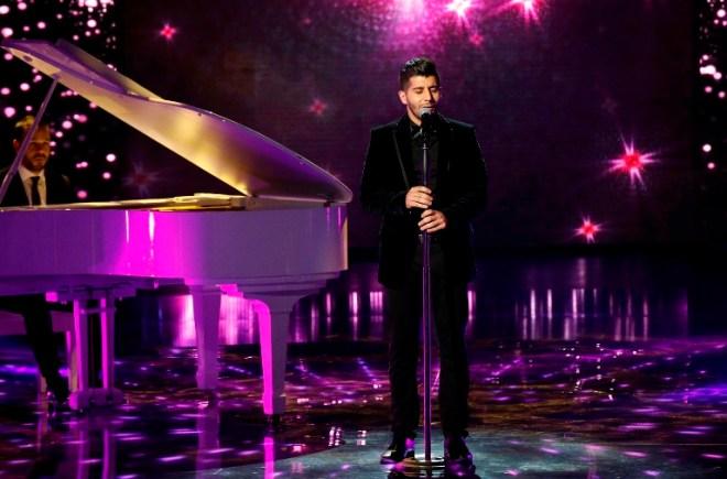 MBC1 & MBC MASR Arab Idol S3 - Live Round - Haitham Khalayleh (3)