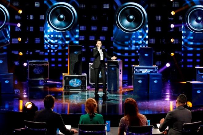 MBC1 & MBC MASR Arab Idol S3 - Live Round - Hazem Sherif (3)