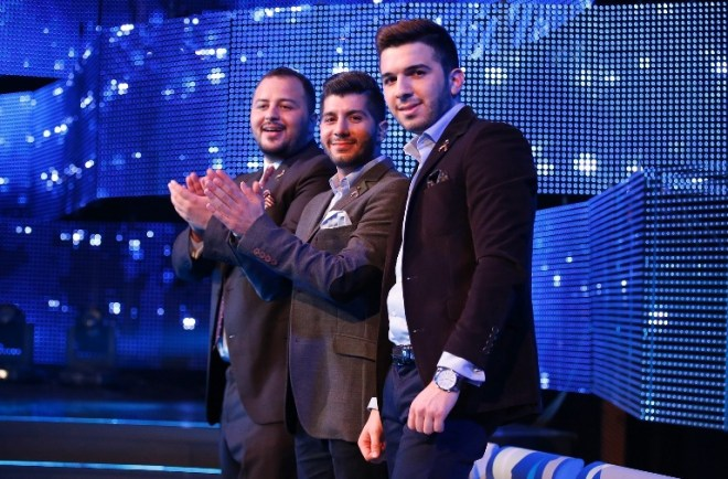 MBC1 & MBC MASR Arab Idol S3 - Live Round - The 3 finalists