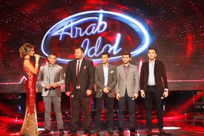 MBC1 & MBC MASR Arab Idol S3 - Results Gala - Group Results (1)