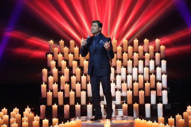 MBC1 & MBC MASR Arab Idol S3 - Results Gala - Wael Kfoury (1)