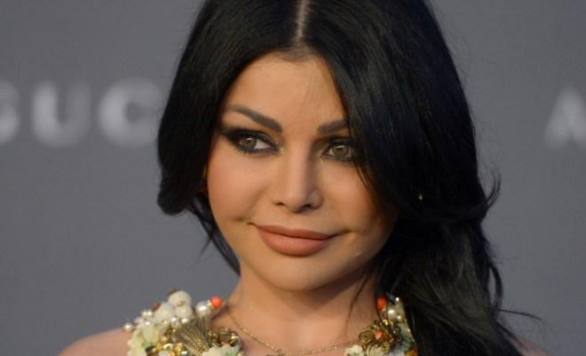 Haifa Wehbi 2013