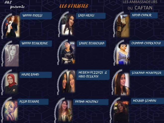 Les ambassadeurs du Caftan 2