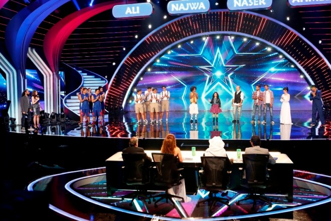 MBC4 & MBC MASR Arabs Got Talent S4- Live 2- 8 contestants (800x534)