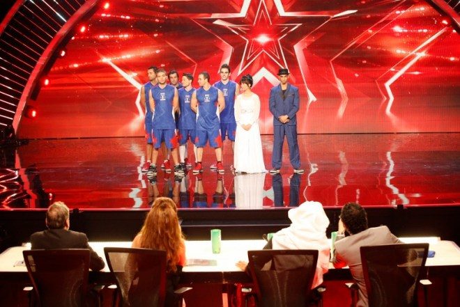 MBC4 & MBC MASR Arabs Got Talent S4- Live 2- Results  (800x534)