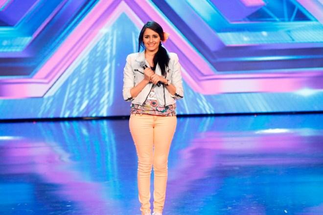 MBC4 & MBC MASR - The X Factor - Ep2 - Ghizlane El Ghani