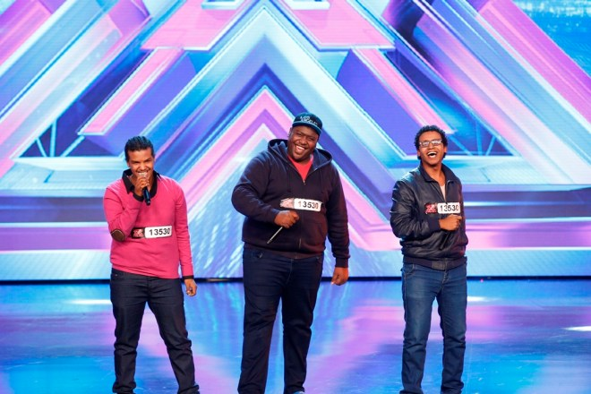 MBC4 & MBC MASR - The X Factor - Ep2 - Mounib Band