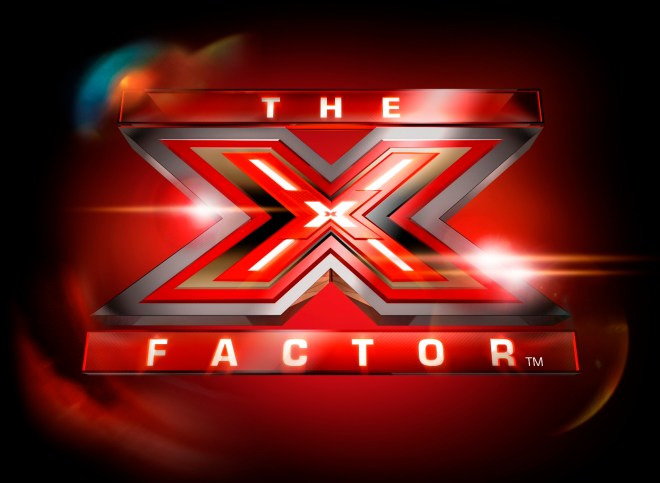 MBC4 & MBC MASR - The X Factor - Logo