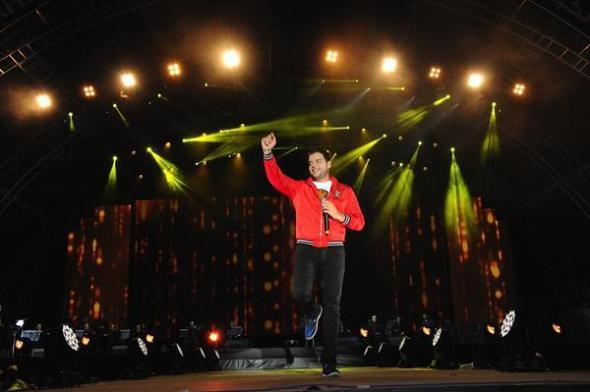 Amer Zayan (Formula 1 Concert - Bahrain) (5)