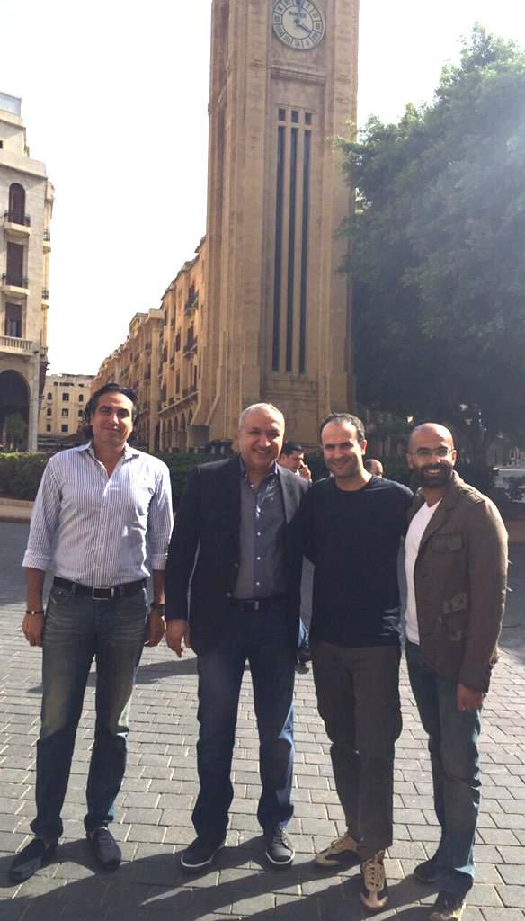 Ayman Zbib & Salem Al Hendi & Firas Khashman & Tony Semaan (2)
