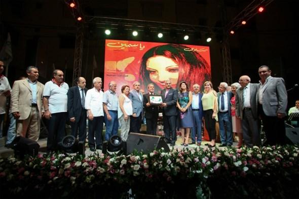 Aline Lahoud Hazmieh Festival (6)