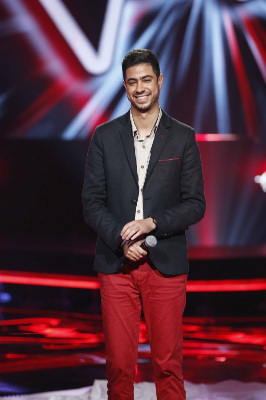 MBC1 & MBC MASR the Voice S3 - Blind 3 - Assi's team - Nasser Attoui (533x800)