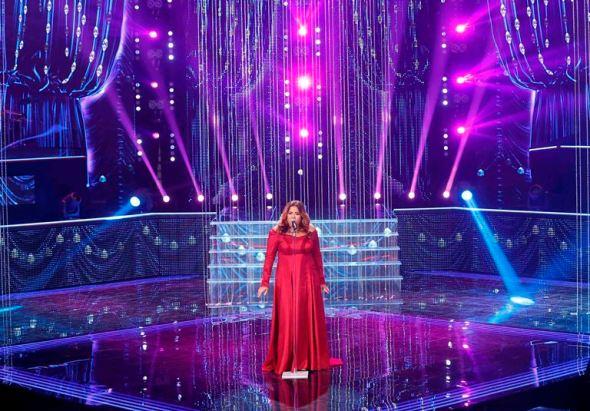 MBC1 & MBC MASR the Voice S3 - Live 1 - team Assi - Nayress ben Gaga