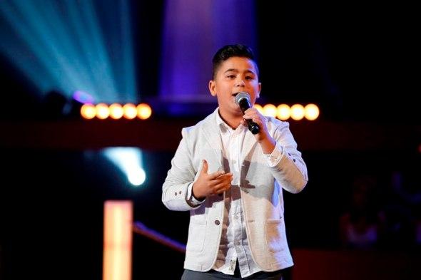 MBC1 & MBC MASR- the Voice Kids- Sing Off- Tamer's team- Winner Amir Amoury (3)