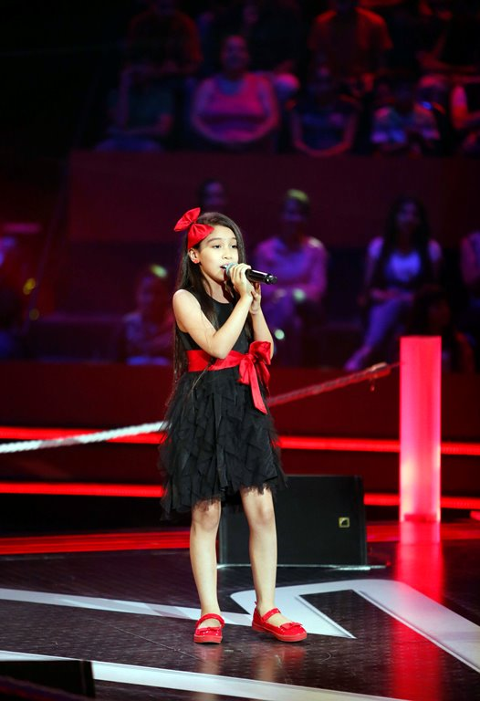 MBC1 & MBC MASR- the Voice Kids- Sing Off- Tamer's team- Winner Jouariya Hamdi (2)