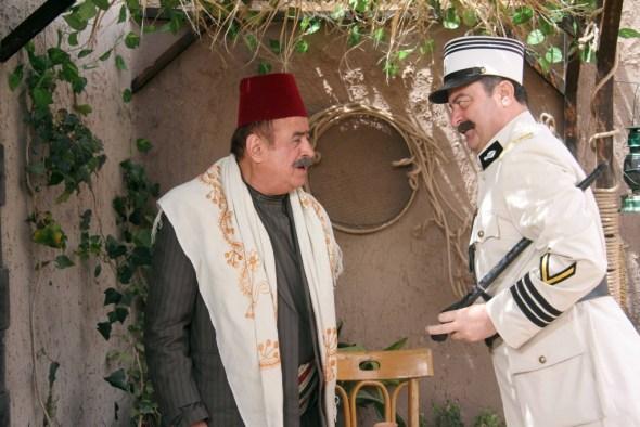 (4) MBC Group Ramadan 2016 - Bab Al Hara 8 - Assad Fodah & Zouhair Ramadan