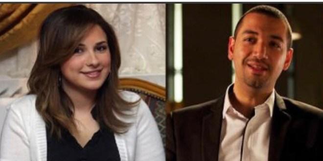 زواج معز مسعود من شيري عادل