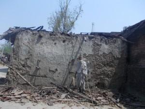 मलखान वर्मा का जला घर