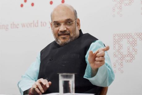 मनोहर सरकार के आने से प्रदेश में खत्म हुआ भ्रष्टाचार: अमित शाह
