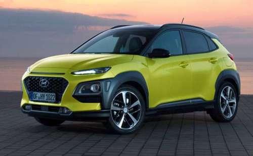 हुंडई की पहली इलेक्ट्रिक कार Kona फुल चार्ज में 300km चलेगी, जानिये कीमत