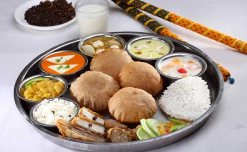 नवरात्रि की स्पेशल थाली का मजा मिलेगा यहां, दिल्ली और आसपास के लोग वीकेंड कर सकते हैं प्लान