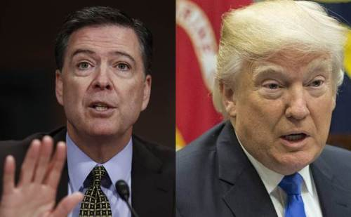 FBI पूर्व निदेशक का अमेरिकी राष्ट्रपति  पर हमला कहा