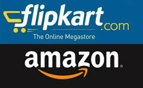 ई-कॉमर्स कंपनी अमेजन भारत की सबसे बड़ी कंपनी फ्लिपकार्ट को चाहती है खरीदना