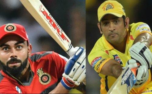 IPL:आज होगा महामुकाबला ,आमने- सामने होंगे कोहली बनाम धोनी