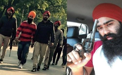 गैंगस्टरदिलप्रीत बाबा ने एक बार फिर दी 4 लोगों को मारने की खुली चुनौती