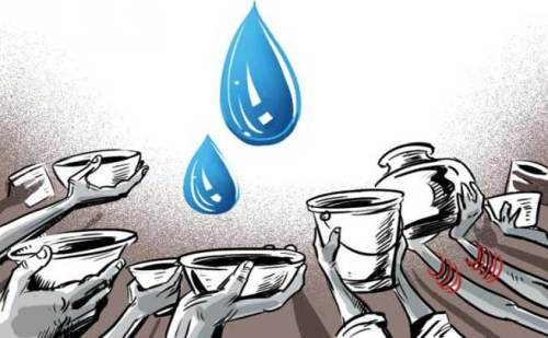 दिल्ली में आज रात से बढ़ सकता है पानी का संकट