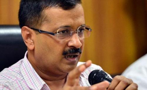 सीएम अरविंद केजरीवाल ने बीजेपी कार्यकर्ताओं को जूते पड़ने की दी चेतावनी