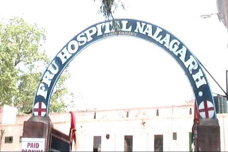 नालागढ़ के सरकारी अस्पताल में स्वास्थय सेवाएं ठप्प,  सरकारी दावों की खुली पौल