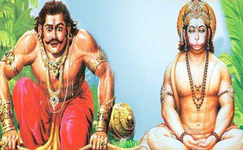 भगवान हनुमान का एक बाल है 1000 शिवलिंग के समान