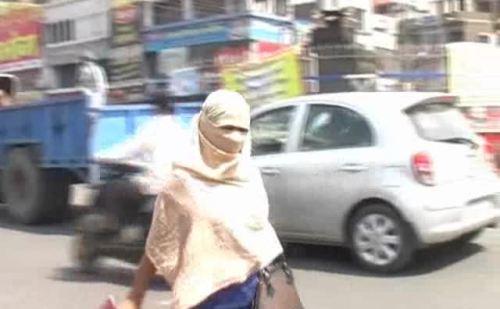 करनाल में गर्मी ने ढाया कहर, 43 डिग्री पहुंचा परा