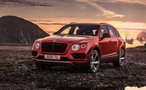 Bentley ने Bentayga SUV V8 को भारतीय बाजारों में किया लॉन्च