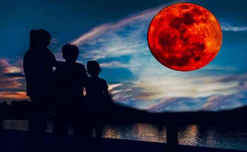 आज रात लगेगा सदी का सबसे लंबा चंद्रग्रहण, जानिए क्या करें क्या ना करें