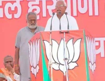 ऐलनाबाद से पूर्व विधायक बीजेपी के वरिष्ठ नेता मनीराम केहरवाला नहीं रहे