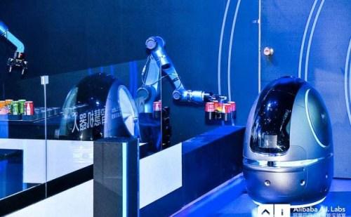चीन समेत देशभर के नामी होटल्स में रोबोट करेंगे खाना सर्व, अलीबाबा इस टेक्नॉलजी को जल्द करेगा लॉन्च