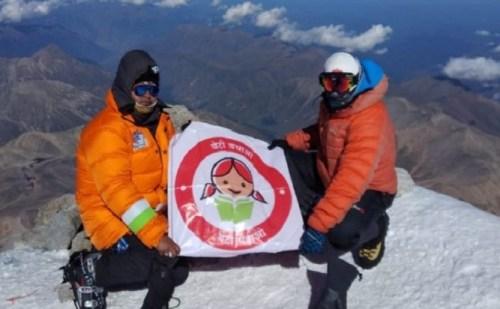 स्कीइंग करते हुए नीचे उतरने वाली भारत की पहली खिलाड़ी बनी विकास राणा, बढ़ाया देश का मान