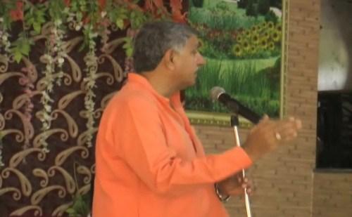 भाजपा की जिला कार्यकारिणी की बैठक में सासंद धर्मबीर सिंह का बयान