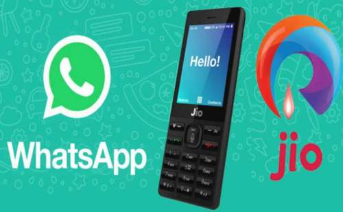 JioPhone यूजर्स के लिए खुशखबरी, वॉट्सऐप आधिकारिक तौर पर हुआ जारी