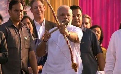 दिल्ली के रामलीला मैदान में दशहरा मनाएंगे पीएम मोदी
