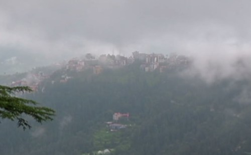 चंबा में मौसम खराब के चलते बारिश होने की संभावना