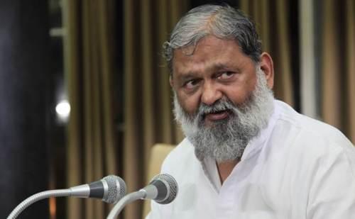 अनिल विज ने पूर्व सीएम भूपेंद्र सिंह हुड्डा पर साधा निशाना