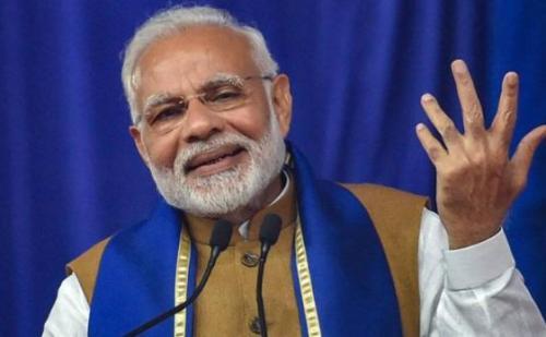 PM नरेंद्र मोदी ने सिंगापुर पहुंच कर फिनटेक फेस्ट पर दिया भाषण