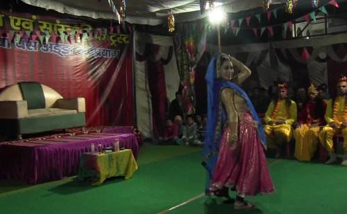 रूद्रप्रयाग में रामलीला के नाम पर हो रही अश्लीलता